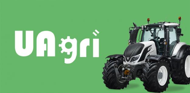 Создание сайта аренды сельскохозяйственной техники uagri.pro