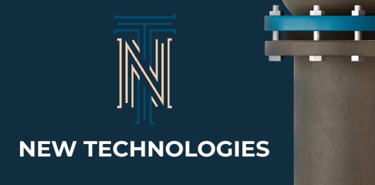 Создание корпоративного сайта New Technologies
