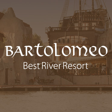 Создание корпоративного сайта Bartolomeo Best River Resort