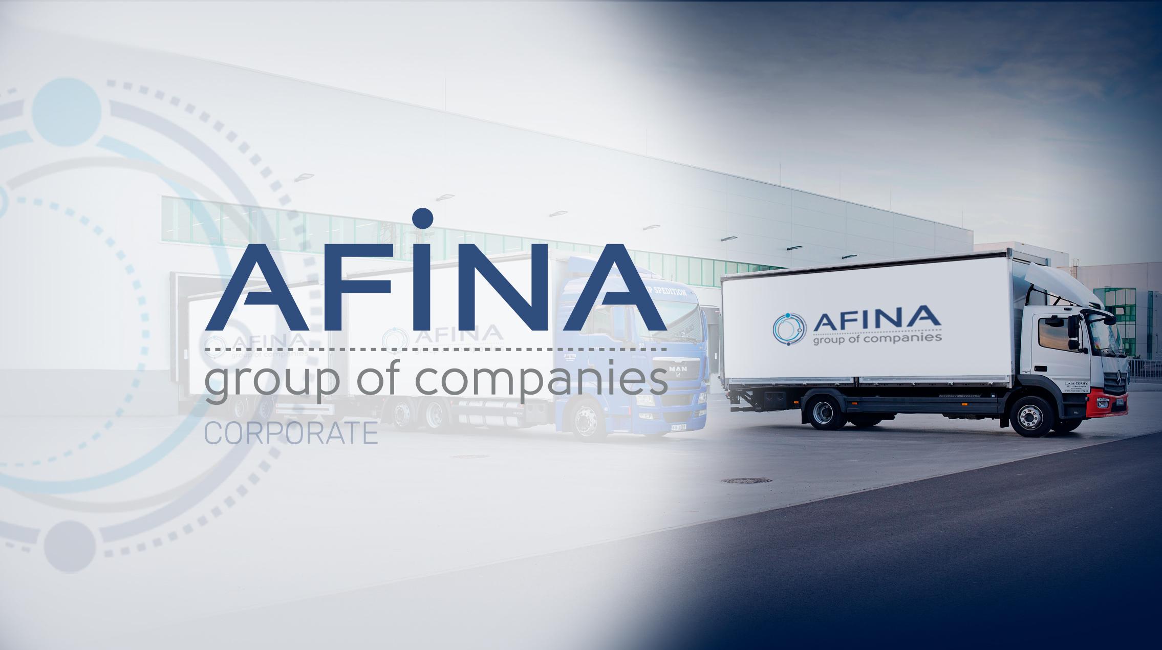 Разработка сайта AFINA