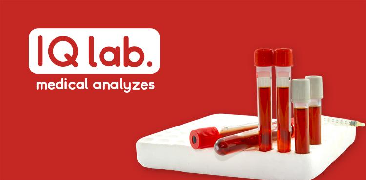 Создание сайта автоматизированной лаборатории IQLab
